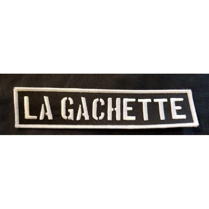 La Gachette - Patch - 6,5 x 1,5