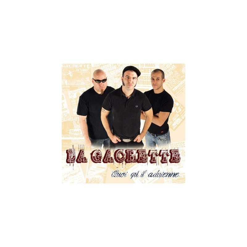 La Gachette - Quoi qu'il advienne - CD