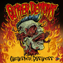 Gutter Demons - Unfinished Business - CD