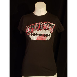 Gutter Demons - T-Shirt - Lame de rasoir