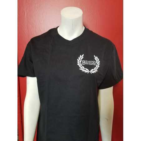 Behind an Empire - T-Shirt - Petit logo