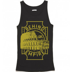 Behind an Empire - Tank Top - Coliseum