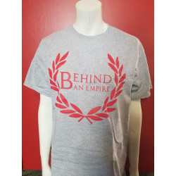 Behind an Empire - T-Shirt - Classique Gris