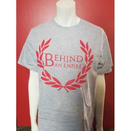 Behind an Empire - T-Shirt - Classique Gris