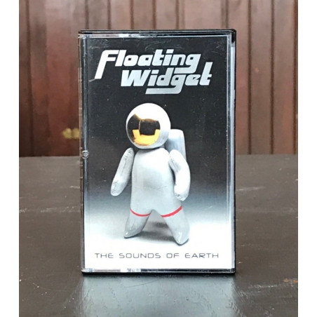 Floating Widget - The Sounds of Earth - Cassette Tape