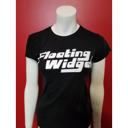 Floating Widget - T-Shirt - Black