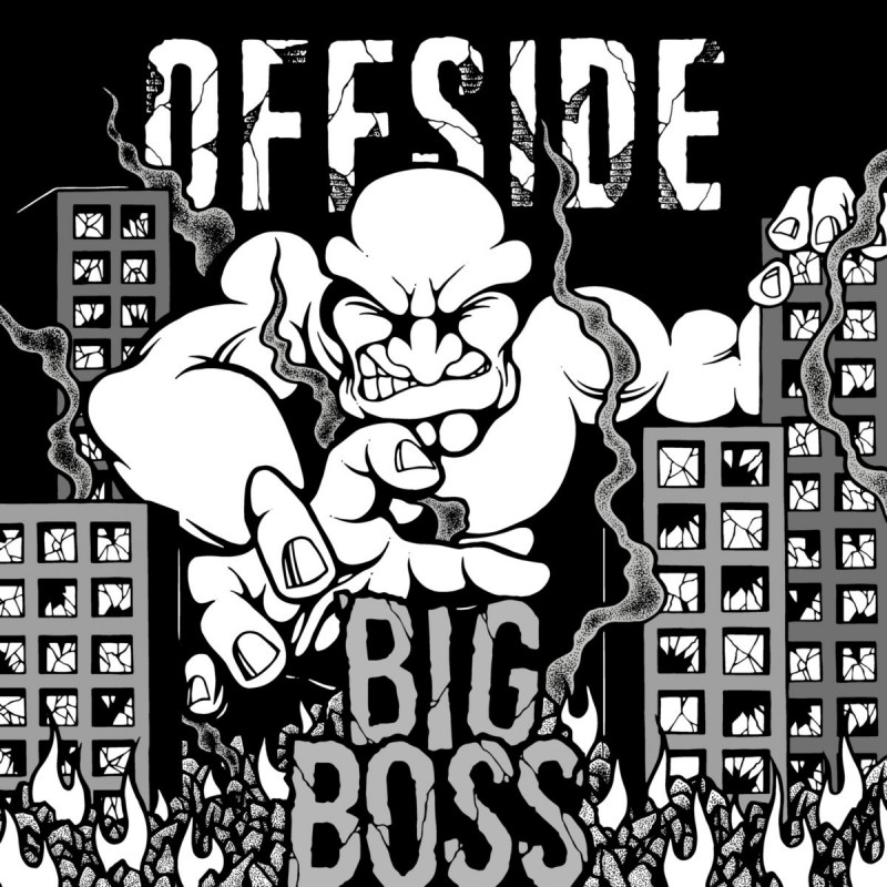 Offside - Big Boss - EP Vinyle