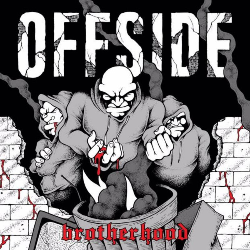 Offside - Brotherhood - EP Vinyl
