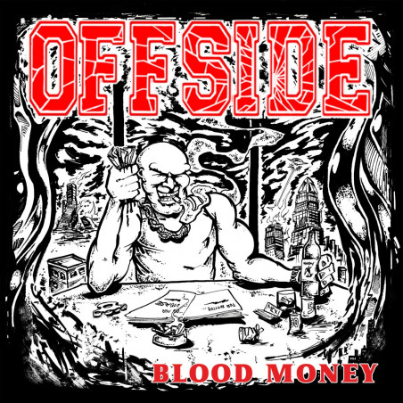 Offside - Blood Money - LP Vinyle