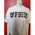 Offside - T-Shirt - White