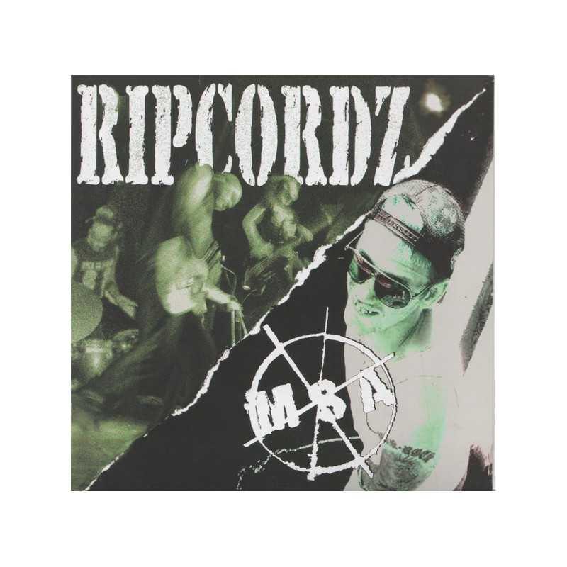 Ripcordz / MSA - Split - EP Vinyle