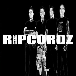 Ripcordz - Black - CD
