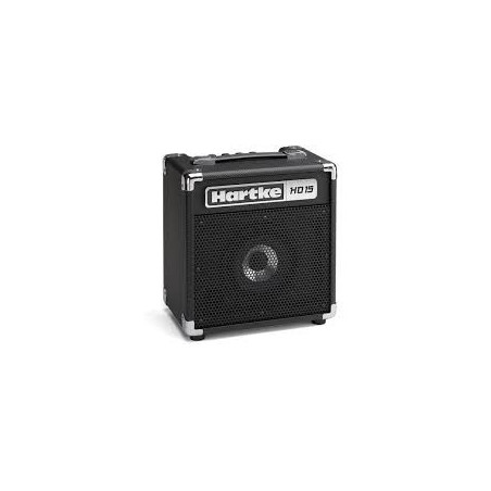 Hartke HD 15 Bass Combo 15W
