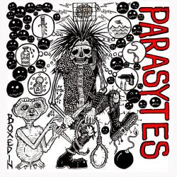 Parasytes - Boxed In - EP Vinyle