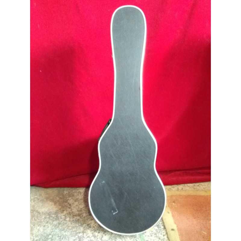Hard case for guitar