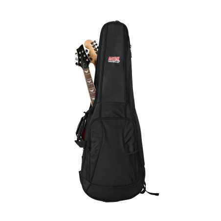4G Series Gig Bag, 2 Guitares Électriques