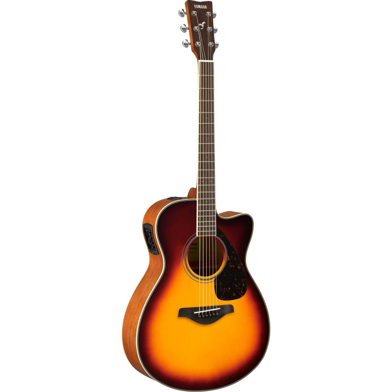 Guitare électro-acoustique Hummingbird Pro