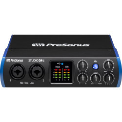 Presonus  2x2 Usb Typec- Audio / Interface Midi