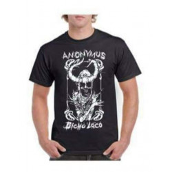 Anonymus - T-Shirt - Bicho Loco