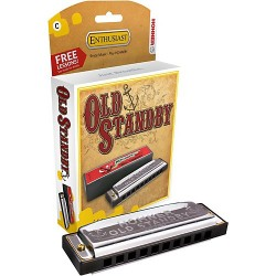 Hohner Old Stanby D
