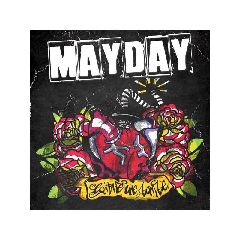 Mayday - Comme une bombe - CD
