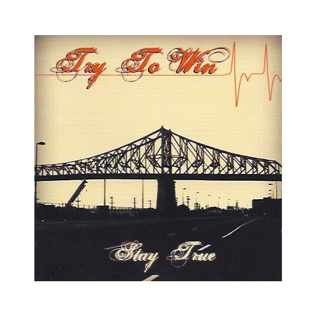 Try To Win - Stay True - CD