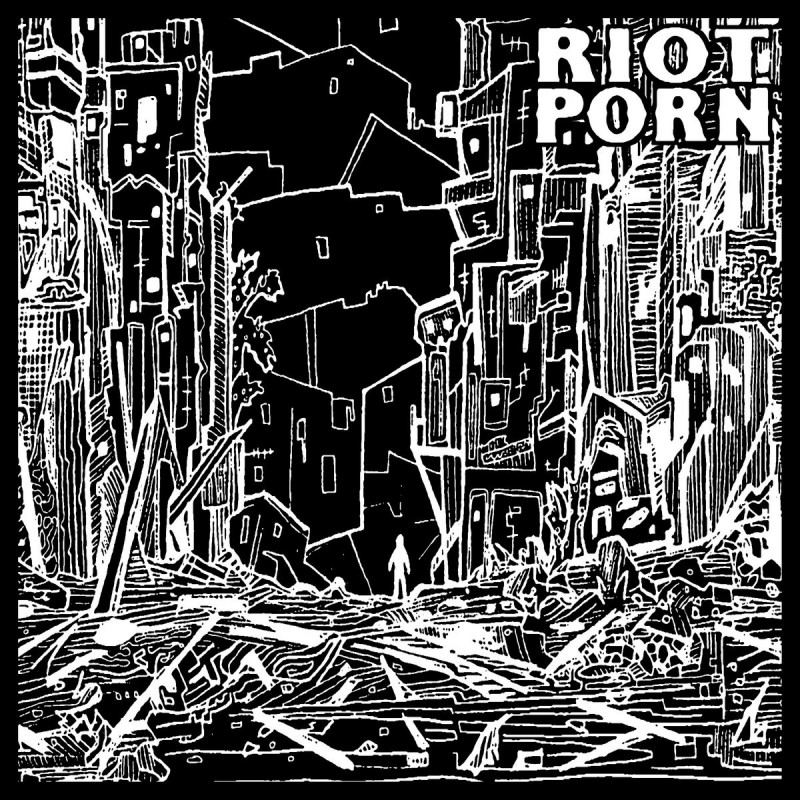 Riot Porn - Self-Titled - EP Vinyl