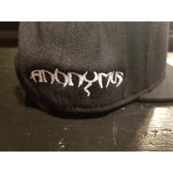 Anonymus - Cap - Logo