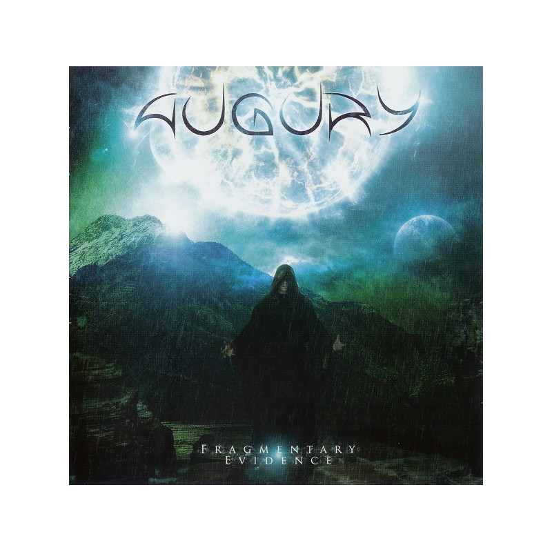 Augury - Fragmentary Evidence - CD