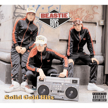 Beastie Boys - Solid Gold Hits - Double LP Vinyl