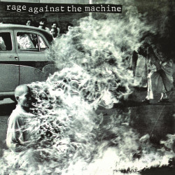Rage Against The Machine - Rage Against The Machine - LP Vinyle