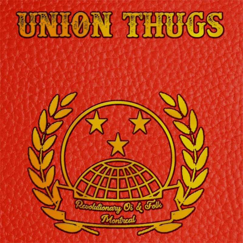Union Thugs - Demo - CD + Zine