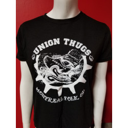 Union Thugs - T-Shirt - Sabotage