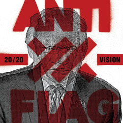 Anti-Flag - 20/20 Vision - LP Vinyl