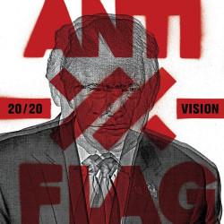 Anti-Flag - 20/20 Vision - LP Vinyl