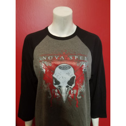 Nova Spei - Long Sleeve Shirt - Skull
