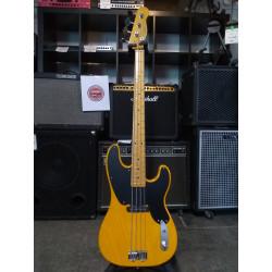 Fender Telecaster Precision Bass - Butterscotch avec flying case