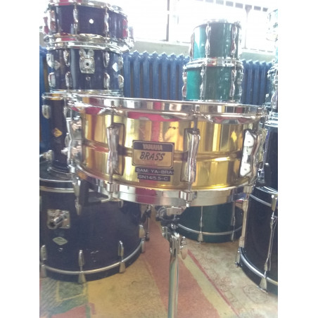 Yamaha Brass - Snare 14 X 5,5