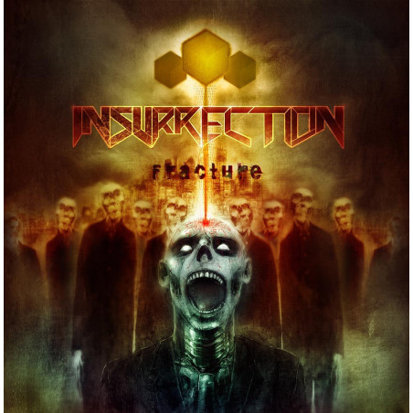 Insurrection - Fracture - CD