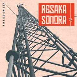 Resaka Sonora - Frekuenzia - CD