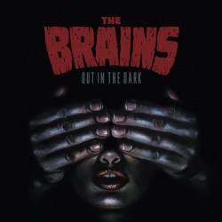 The Brains - Out In The Dark - LP Vinyl