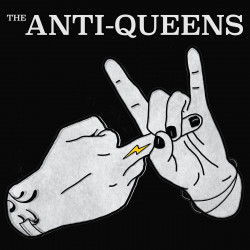 The Anti-Queens - The Anti-Queens - LP Vinyle