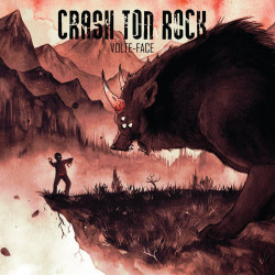 Crash Ton Rock - Volte-Face - LP Vinyle
