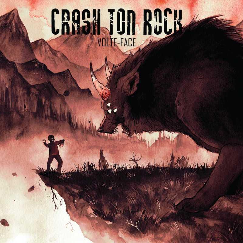 Crash Ton Rock - Volte-Face - LP Vinyle