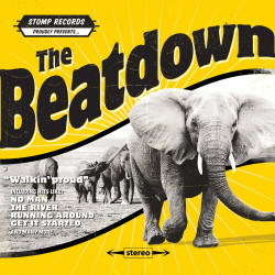 The Beatdown - Walkin' Proud - LP Vinyl