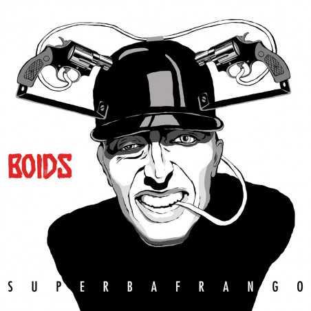 Boids - Superbafrango - LP Vinyle
