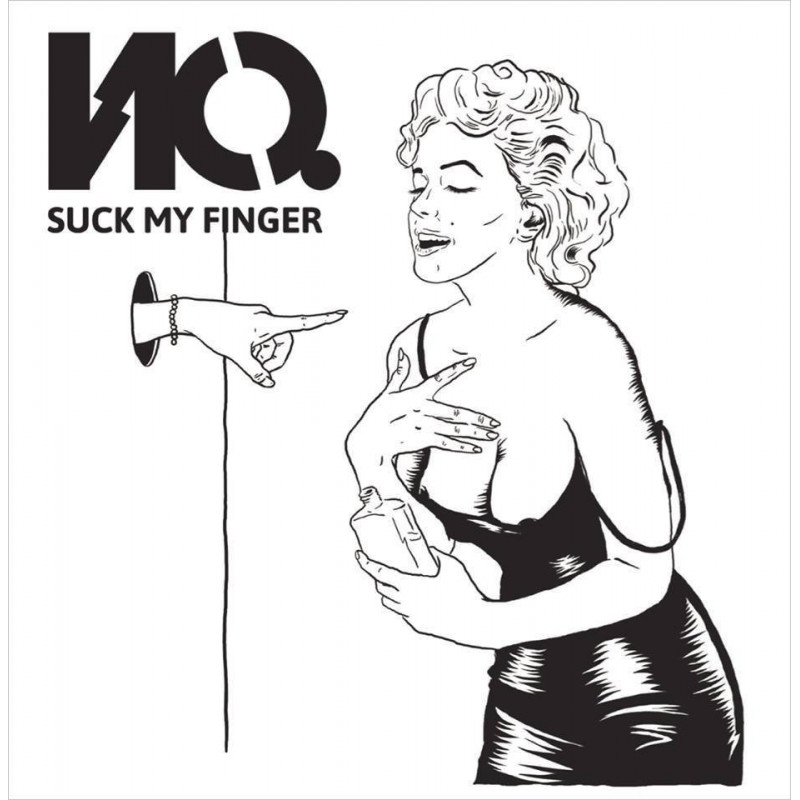 No. - Suck My Finger - EP Vinyl