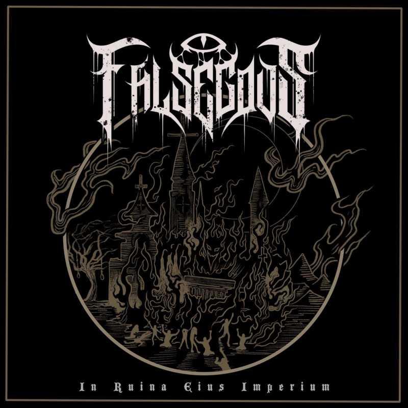 False Gods - In Ruina Eius Imperium - CD