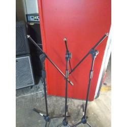 Quiklok - A302BK Trépied à microphone