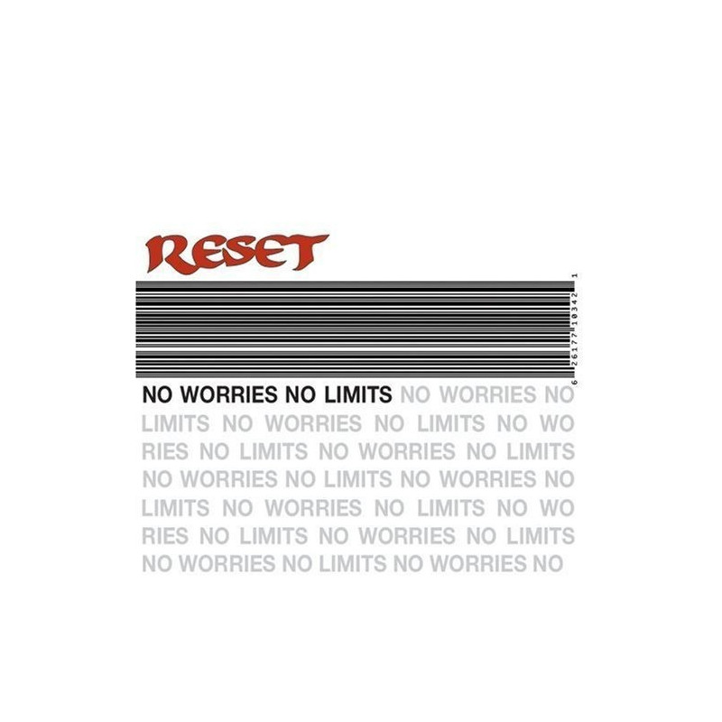 Reset - No Worries No Limits - CD